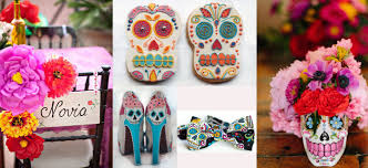 day of the dead wedding ideas style steals wedding guide