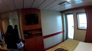 carnival sensation balcony room cruise walkthrough youtube