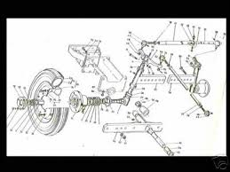 kubota l200 l 210 parts u0026 l 200 l 210 diagram manual for sale