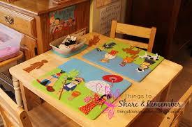 our room small world preschool theme