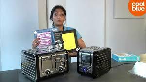 Dualit 4 Toaster Dualit Architect 2 Slots En 4 Slots Mini Videoreview En Unboxing