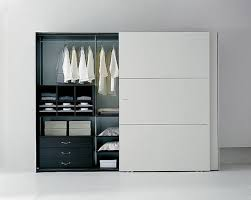 Bedroom Wardrobe Design Playwood Wadrobe With Cabinets Also - Design wardrobes for bedroom