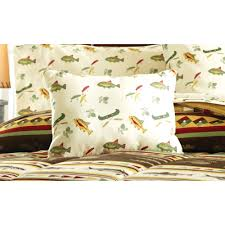 Camo Crib Bedding Sets by Mainstays Gone Fishing Bed In A Bag Coordinated Bedding Set