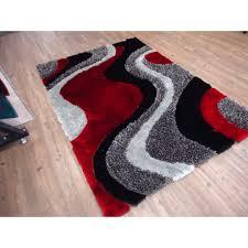 8x10 Red Area Rug Area Rugs 5x7 Grey Gray Shag Rug On Wooden Floor Shaggy Gray