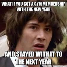 Gym Meme - meme 2