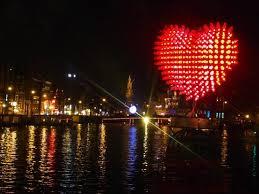 amsterdam light festival boat tour amsterdam light festival picture of rederij aemstelland private