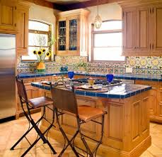 mexican tile kitchen backsplash modern interior design ideas in the mexican style to classic tip