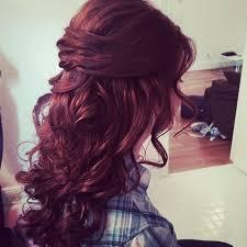 24 incredible prom half up half down hairstyles u2013 wodip com