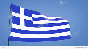 Irish Flag Gif Greece Flag Stock Animation 698336