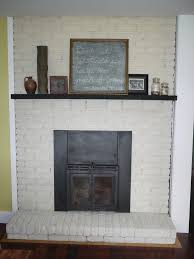 interior whitewash brick exterior whitewashing brick fireplace