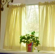 Black Gingham Curtains Black And White Gingham Curtains Decorating Mellanie Design