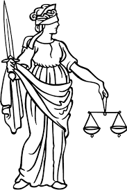 Justice Is Blind Picture Of Blind Justice