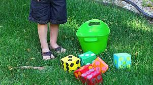 oversized backyard games diy lawn yahtzee make