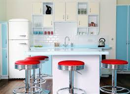 Kitchen Hanging Cabinet Kitchen Style Impressive Light Blue Polished Small Kitchen