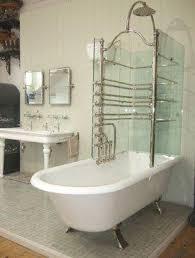 Edwardian Bathroom Ideas Canopy Bath Google Search Bathroom Ideas Pinterest Glass