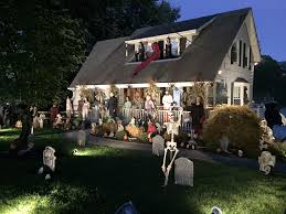 halloween decorated houses 100 ideas best halloween decorated houses in nj on www weboolu com