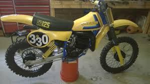 restored vintage motocross bikes for sale 1979 suzuki rm125 vintagemx net vintagemx net