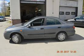 nissan almera 1 8 business 4d sedan 2005 used vehicle nettiauto