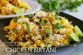 biryani cuisine chicken biryani cook n cuisines