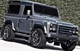 land rover defender 2015 black rc land rover defender garage by tm95