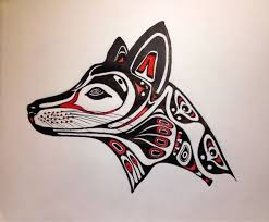 image result for haida indian art simple designs tents new