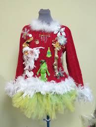 light up ugly christmas sweater dress ugly christmas sweater dress etsy christmas tree decor ideas