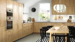 ikea light oak kitchen cabinets ekestad kitchen ikea