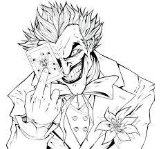 coloring pages batman joker coloring pages batman joker