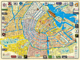 Map Of Netherlands City Map Of Netherlands You Can See A Map Of Many Places On The