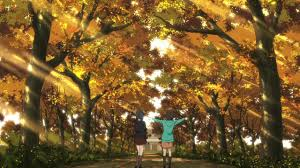 tweeny witches anime with a lot of nature forums myanimelist net