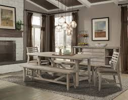 Cresent Furniture Solid Wood Furniture - Solid dining room tables