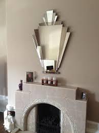 art over fireplace binhminh decoration