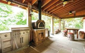 patio ideas patio pizza oven kit backyard fireplace pizza oven