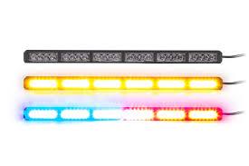 multi color led light bar directional traffic advisor light bars lights stl