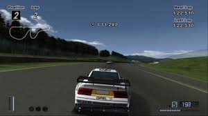 opel calibra touring car gran turismo 4 opel calibra touring car u002794 gameplay youtube