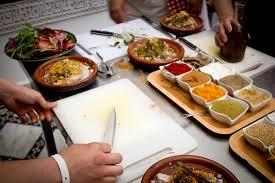cours de cuisine en our services