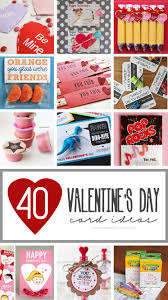 40 diy valentine u0027s day card ideas for kids make it and love it
