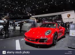 porsche targa 2017 the porsche 911 targa 4 gts at the 87th 2017 geneva international