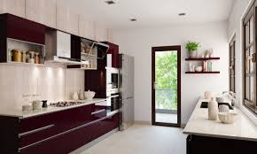 parallel kitchen design regarding your home u2013 interior joss