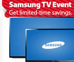 walmart black friday pre sale offers limited time samsung tv deals now