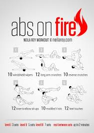 no equipment exercises for men get fit with 6 packs abs