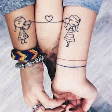 53 insanely creative matching tattoo ideas matching tattoos