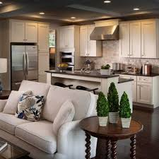 kitchen living room ideas open concept kitchen design 17 alluring and living room ideas