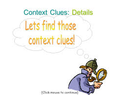 context clues rewording ppt video online download