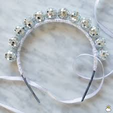 sparkly headbands how to make your own new year s headbands