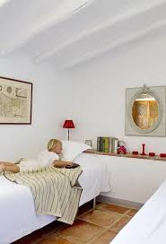 Spanish Style Bedrooms Cute Spanish Country House In Rustic Style Digsdigs