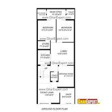 home design 20 x 50 image result for house plan 20 x 50 sq ft john pinterest