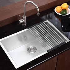 Single Bowl Kitchen Sink Top Mount Single Bowl Kitchen Sink Ebay