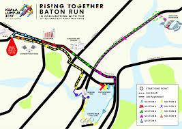 map of baton the rising together baton run activesg