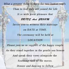 wedding invitation sayings quotes simple wedding invitation wording selection on attractive